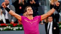 Video: Nadal sube hasta el cuarto puesto de la ATP
