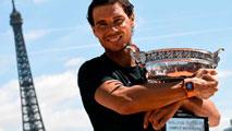 Video: Nadal ya sueña con su undécimo Roland Garros