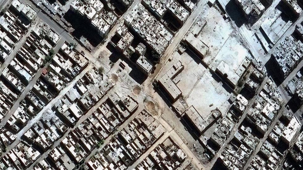 Nadie salió de Alepo porque no se dieron las condiciones de seguridad necesarias