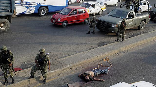 La Noche Temática - Narcotráfico en México. Avance