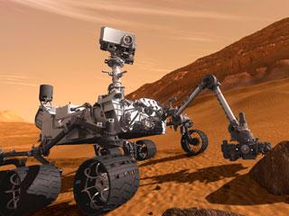 La NASA lanzará un robot a Marte