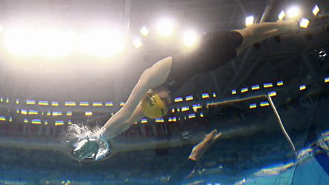 Natación - Campeonato del Mundo: 5ª jornada Sesión matinal Series preliminares