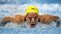 Camp.mundo piscina corta: sesión matinal.Series preliminares