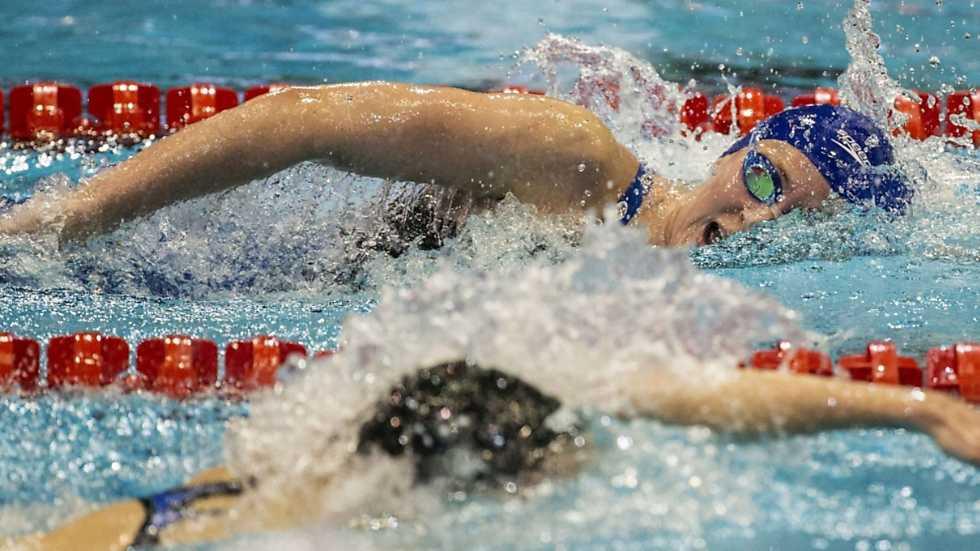 Nataci n campeonato de europa en piscina corta 2 for Piscina de natacion