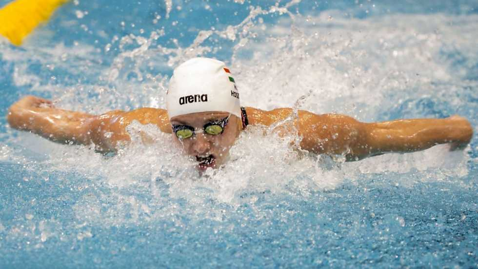 Nataci n campeonato de europa en piscina corta 3 for Piscina de natacion