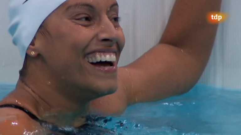 Juegos Paralímpicos Londres 2012 - Natación: Finales, 17