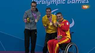 Juegos Paralímpicos Londres 2012 - Natación: Finales, 18