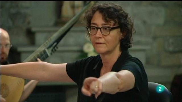 Programa de mano - La contralto y directora Nathalie Stutzmann, en el Festival de Torroella de Montgrí