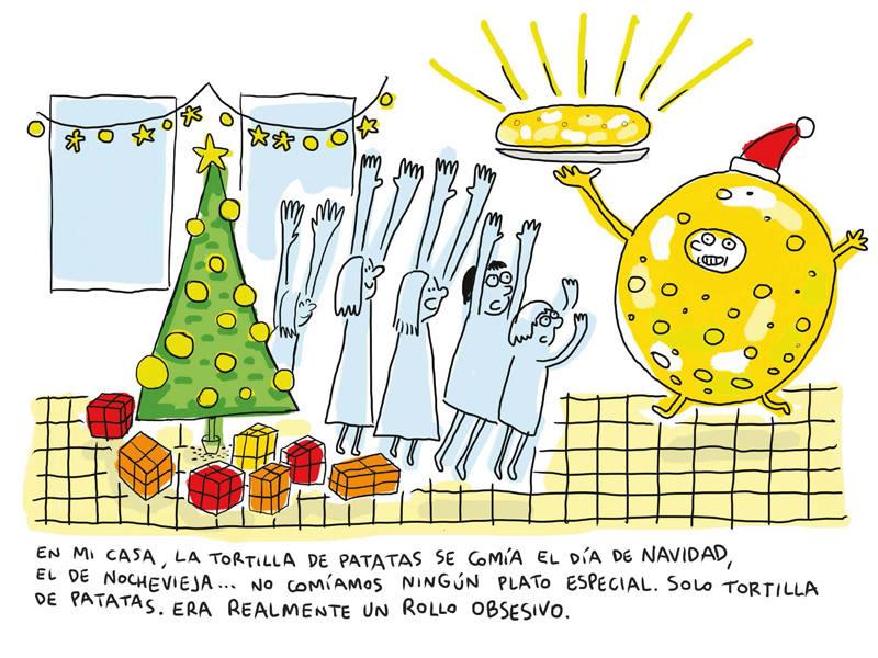 David de jorge la tortilla de patata es uno de nuestros for La cocina de david de jorge