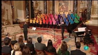 Navidad en Palacio: Leioa Kantika Korala