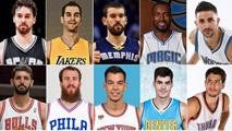 La NBA de los diez españoles