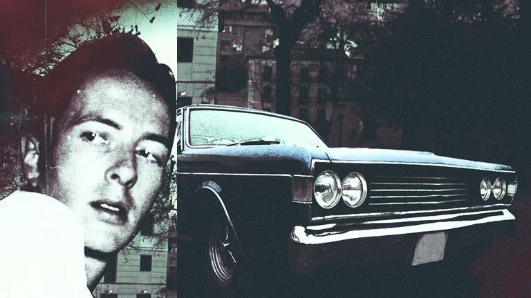 'I need a Dodge! Joe Strummer on the run', la búsqueda del coche del cantante de los Clash