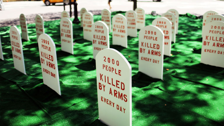 Negociaciones en la ONU para aprobar un tratado que controle el tráfico de armas