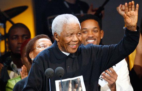 Nelson Mandela cumple 90 años