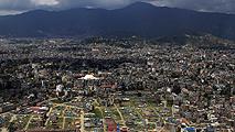 Ir al VideoNepal, una de las regiones con mayor actividad sísmica