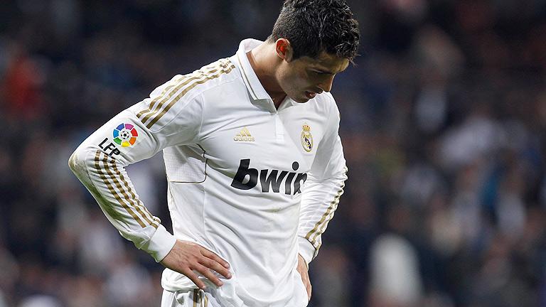 Los nervios invaden al Madrid