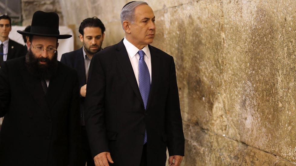 Netanyahu da marcha atrás y acepta ahora la solución de dos estados tras las presiones de EE.UU.
