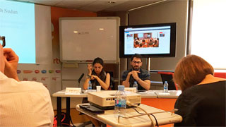 OI2 - Mobile journalism: - A new opportunity for social activism
