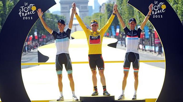 Ni un podio limpio desde 1993 en el Tour