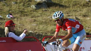 """Nibali: """"Si Horner no tiene un bajón va a ser muy difícil ganarle la Vuelta"""""""