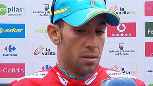 """Nibali: """"Ha sido una locura de etapa"""""""