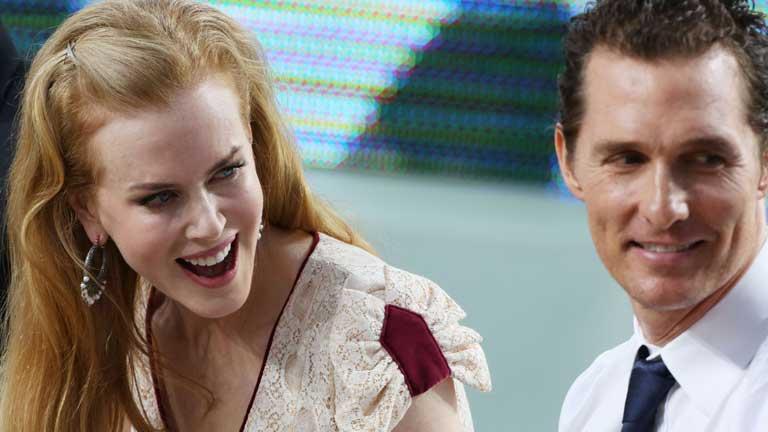 Hoy Nicole Kidman ha sido la más fotografiada en el festival de cine de Cannes