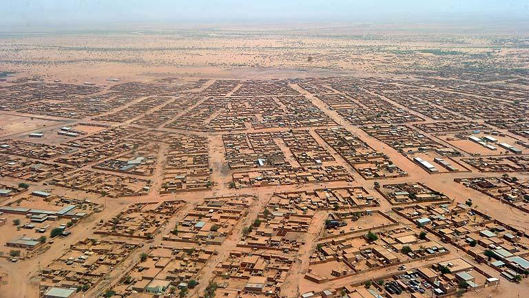 En Níger se cruzan muchos caminos desesperados de la emigración