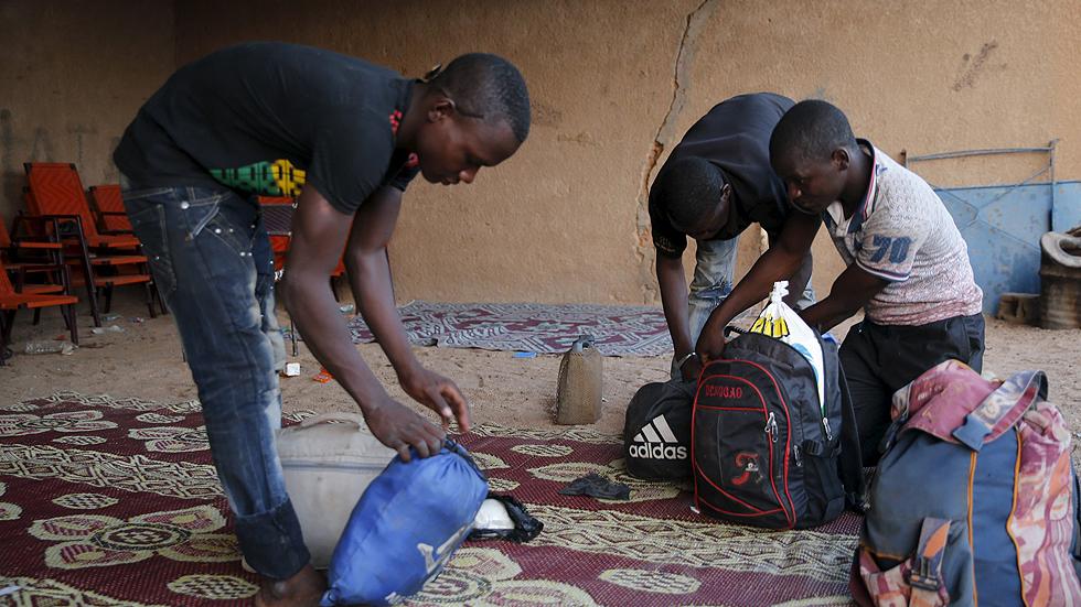 Níger, la principal escala en la ruta migratoria desde África
