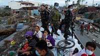 Ir al VideoNingún español entre los 10.000 fallecidos por el tifón Haiyan en Filipinas