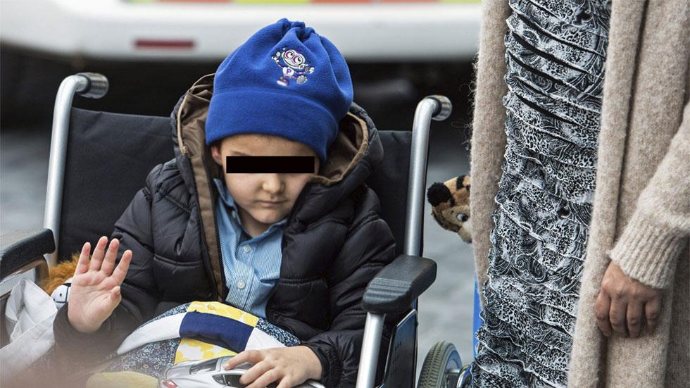 El niño británico Ashya King está curado del tumor cerebral, según sus padres