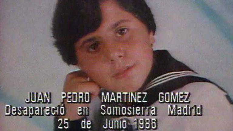 'Quién sabe dónde' - El niño desaparecido de Somosierra (1992)
