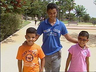 Más de seis mil niños saharauis vienen a pasar el verano a España