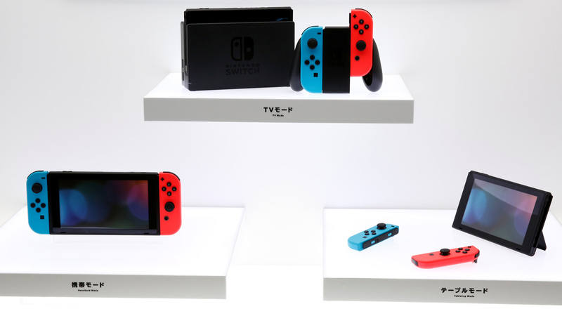 Nintendo Switch permite conectar hasta ocho consolas en local
