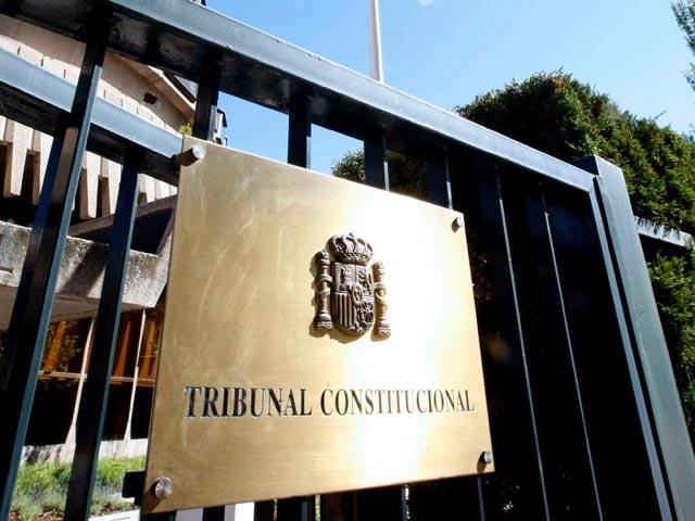 """El Tribunal Constitucional dice que """"La Constitución no conoce otra nación que la española"""""""