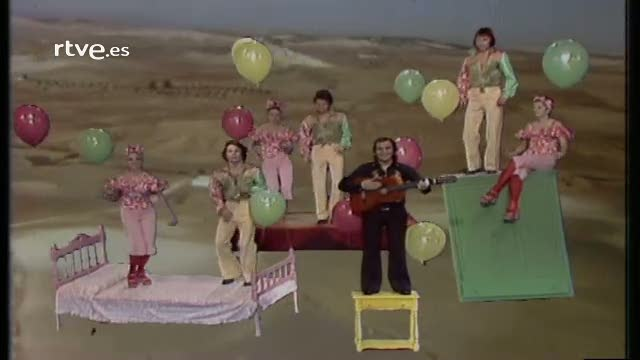 Cachitos - Tu cachito entero - El noi - Viva Poluá (Especial Nochebuena, 1975)