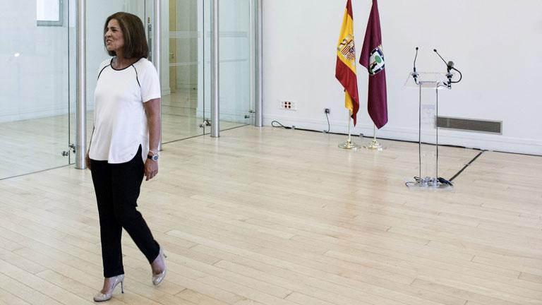 Sáenz de Santamaría, Aguirre y Cifuentes: los nombres que más suenan para sustituir a Botella