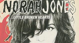 Norah Jones: 'Happy pills'