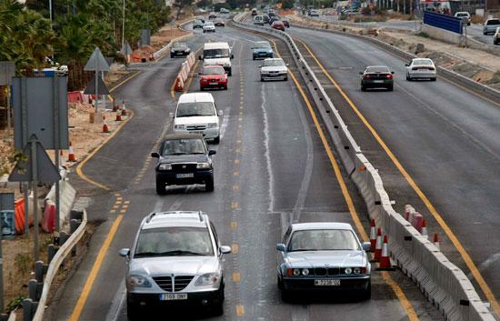 Normalidad en las carreteras