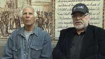 Los norteamericanos Jay Siegel y Larry Chance siguen recordando sus grandes éxitos