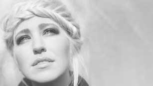 """Eurovisión 2013 - Margaret Berger representa a Noruega en Eurovisión 2013 con la canción """"I feed you my love"""""""