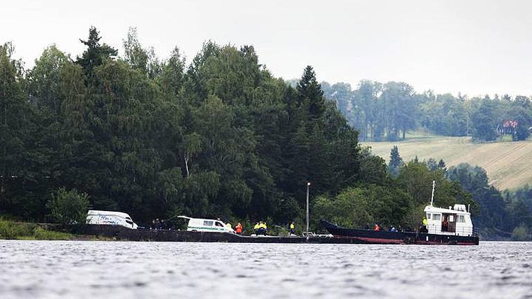 Noruega homenajea a las víctimas de la masacre de Utoya