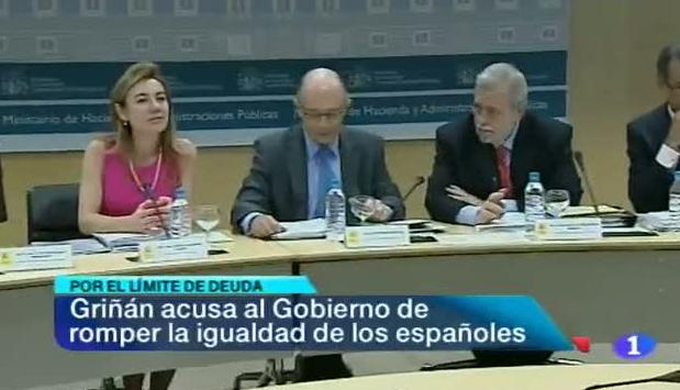 Noticias Andalucía - 01/08/12