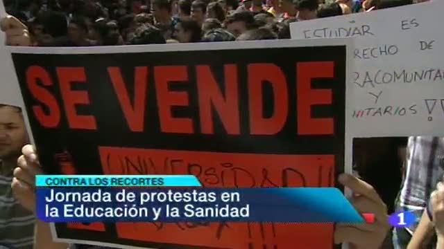 Noticias Andalucía - 10/05/12