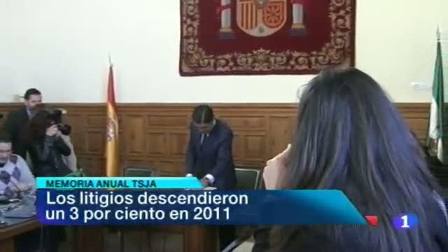 Noticias Andalucía - 12/04/12