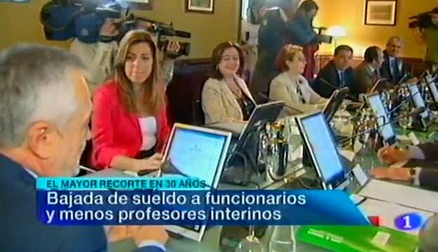 Noticias Andalucía - 15/05/12