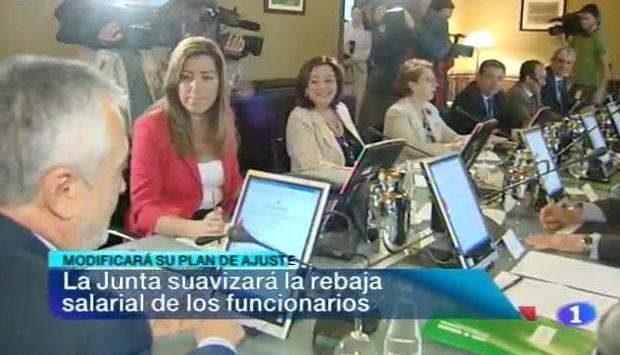 Noticias Andalucía - 17/07/12