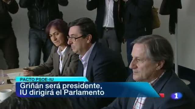 Noticias Andalucía - 18/04/12