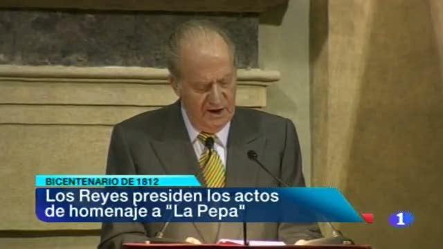 Noticias Andalucía - 19/03/12