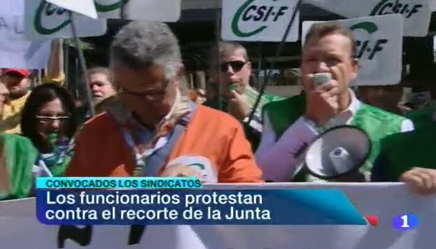 Noticias Andalucía - 21/05/12