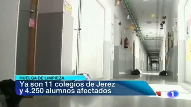 Noticias Andalucía - 22/03/12